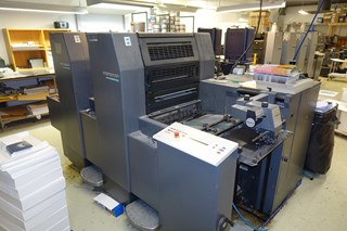 Heidelberg SM 52-2 Plus Sheet Fed