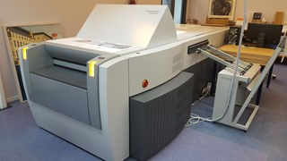 Heidelberg Suprasetter A 75 CTP-Systems