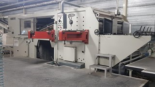 Iijima  EFC 1600 Die Cutting