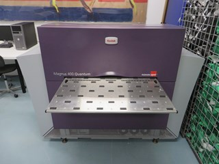 Kodak Magnus 400 Squarespot  CTP-Systems