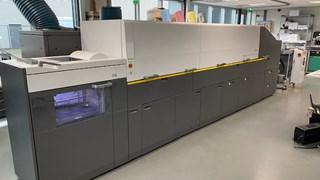 Kodak Nexpress SE 3000 Digital Printing