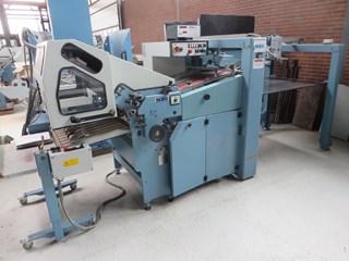MBO TS72-FP76/120 Folding Machines