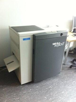 Mitsubishi 1630 Eco III  CTP-Systems