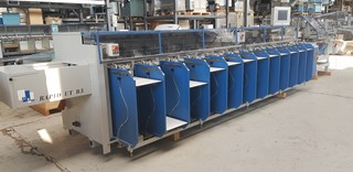 MKW Rapid UT12 - B3 SFT 350 Booklet Production