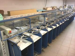 MKW Rapid UT17 - B3 SFT 350  Booklet production