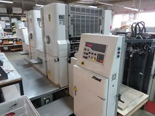 Sakurai 272 EP2 单张纸胶印机