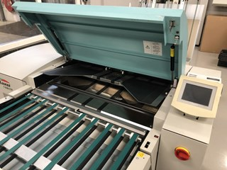 Screen PlateRite 4300 E and MAL Loader CTP-Systems