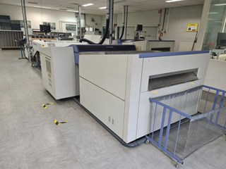 Screen PT-R8600 with SAL Autoloader CTP-Systems