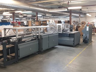 QMF - 460 Case production