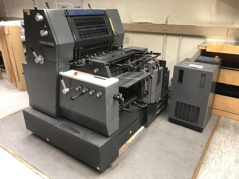 Show details for Heidelberg Printmaster - GTO 52