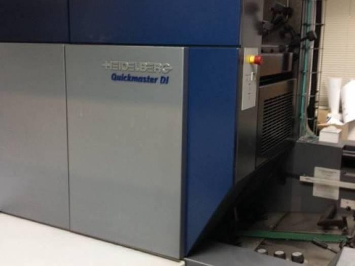 Heidelberg Quickmaster QMDI 46 4 Pro