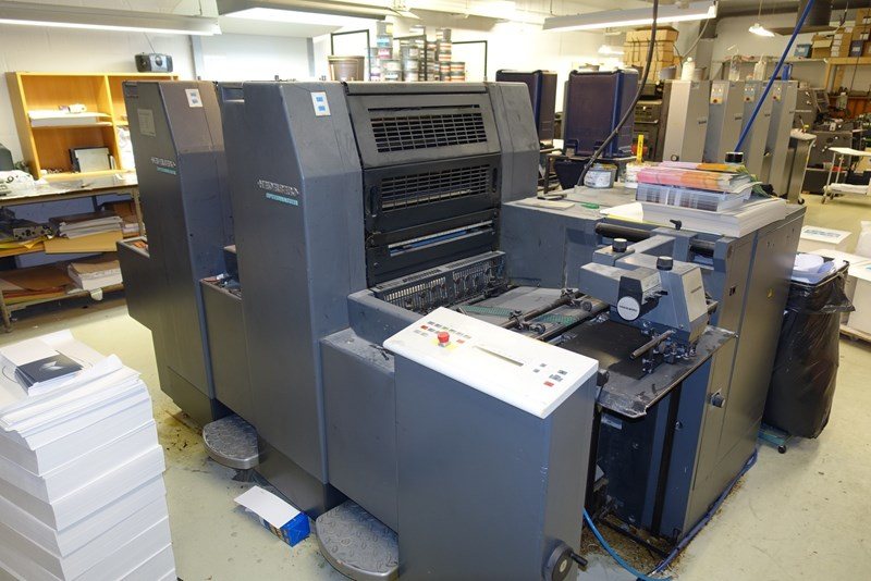 Show details for Heidelberg SM 52-2 Plus