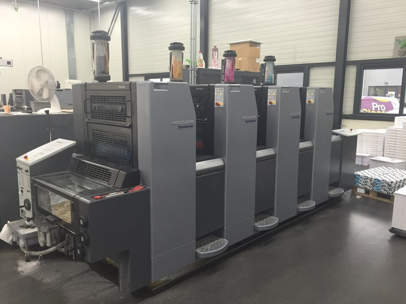 Show details for Heidelberg Anicolor 52-4