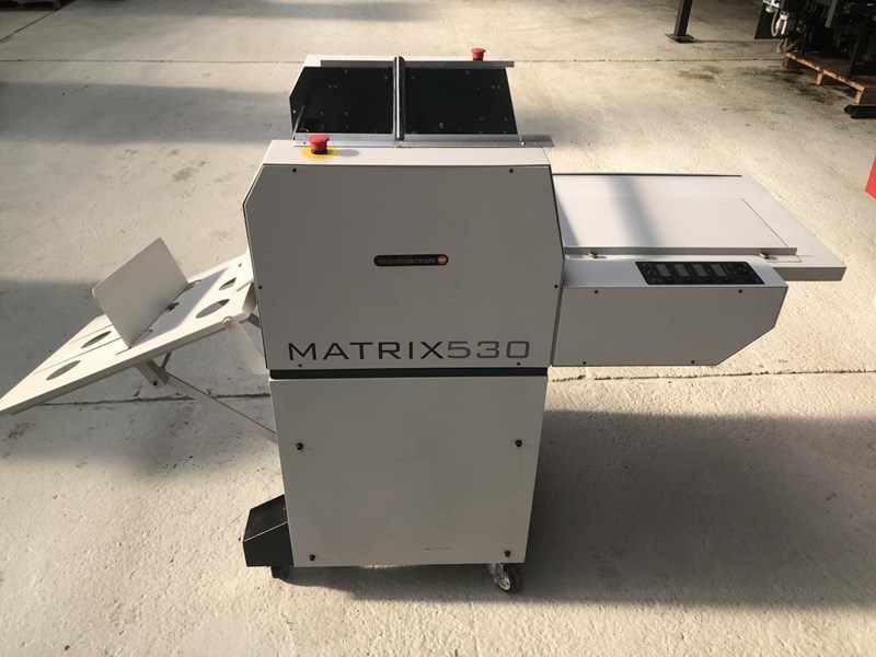 Show details for Matrix MODEL 530 LAMINATOR