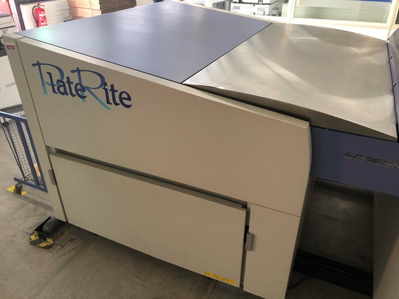 Screen PT-R8600 with SAL Autoloader