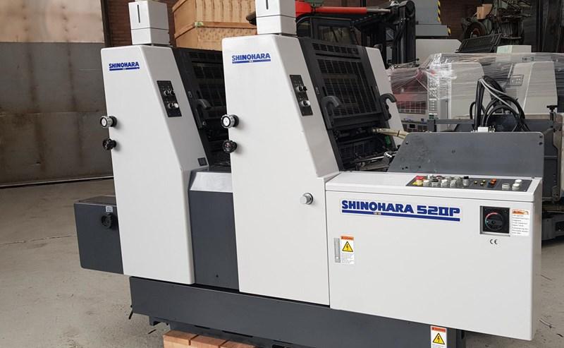 Shinohara series 52-2 P