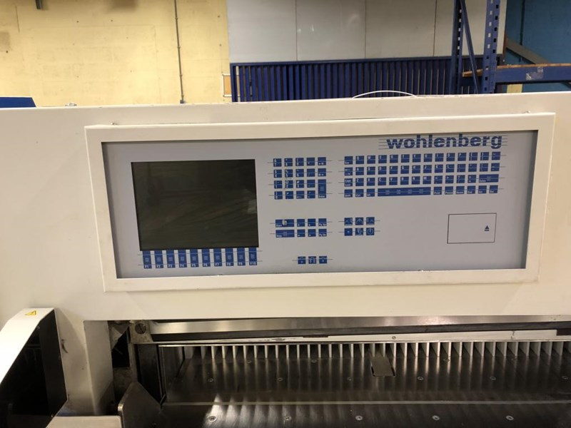 Wohlenberg 115 Cut-Tec