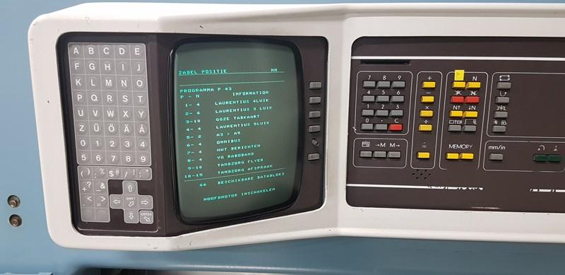 Wohlenberg 115 MCS- 2 TV