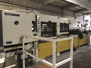Bobst SP 1120-ER Die Cutting