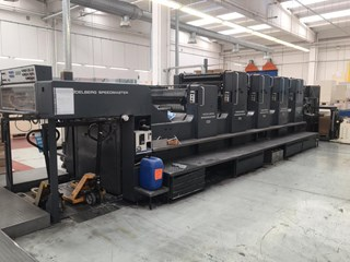 HEIDELBERG CD 102 V+L Sheet Fed