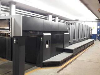 Heidelberg CD 102-5+LX Gebrauchte Bogenoffsetmaschinen
