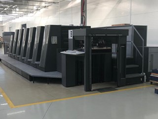 Heidelberg CD 74-6+L (C) Sheet Fed
