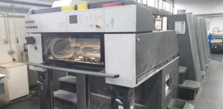 Heidelberg CD 74-4 (C) Sheet Fed