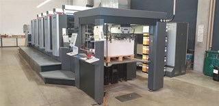 Heidelberg CX 102-5 Sheet Fed