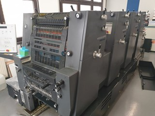 Heidelberg PM GTO 52-4+NP Sheet Fed