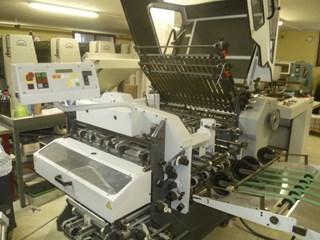 Heidelberg-Stahlfolder KD 78/4 KLL Folding machines