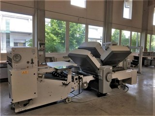 Heidelberg-Stahlfolder TH-82-6-4-2 Folding Machines