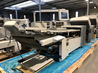 Heidelberg-Stahlfolder TH 82-6-4-2 AUT Folding machines