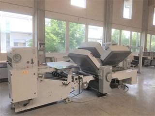 Heidelberg-Stahlfolder TH-82-6-4-2 AUT Plegadoras de papel