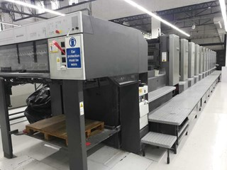 Heidelberg SM 102-12P  Sheet Fed