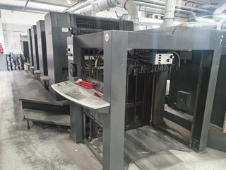 Heidelberg SM 102-4P Sheet Fed