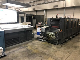Heidelberg SM 52-5P Sheet Fed