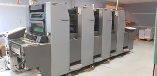 Heidelberg SM 52-4 Sheet Fed