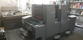 Heidelberg SM 52-2 + CPC1.04 Sheet Fed