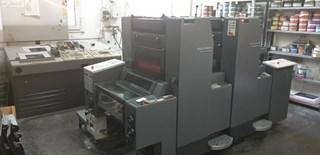 Heidelberg SM 52-2 + CPC1.04 Gebrauchte Bogenoffsetmaschinen