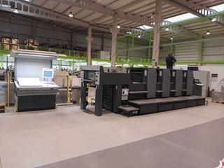 Heidelberg SM 74-4-H Machines offset à feuilles