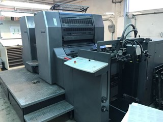 Heidelberg Speedmaster SM 74 2 Sheet Fed