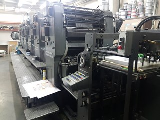 Heidelberg Speedmaster 72 FP Sheet Fed