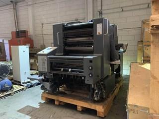 Heidelberg Speedmaster SM 74-2 Sheet Fed