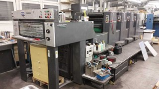Heidelberg SM 74-4P-H Sheet Fed