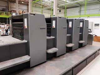 Heidelberg SM 74-4-H 单张纸胶印机