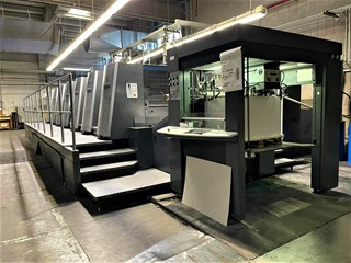 Heidelberg XL 105-6+LX Sheet Fed