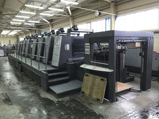 Heidelberg SM XL 105-8P Sheet Fed