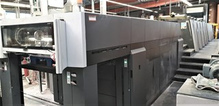 Heidelberg XL 106-8P+LX3-18000k Sheet Fed