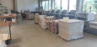 Heidelberg ST 350 Zusammentragmaschine - Sammel hefter