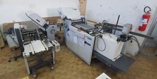 Heidelberg-Stahlfolder Ti 52-6-4-(2)-X ProLine Folding machines